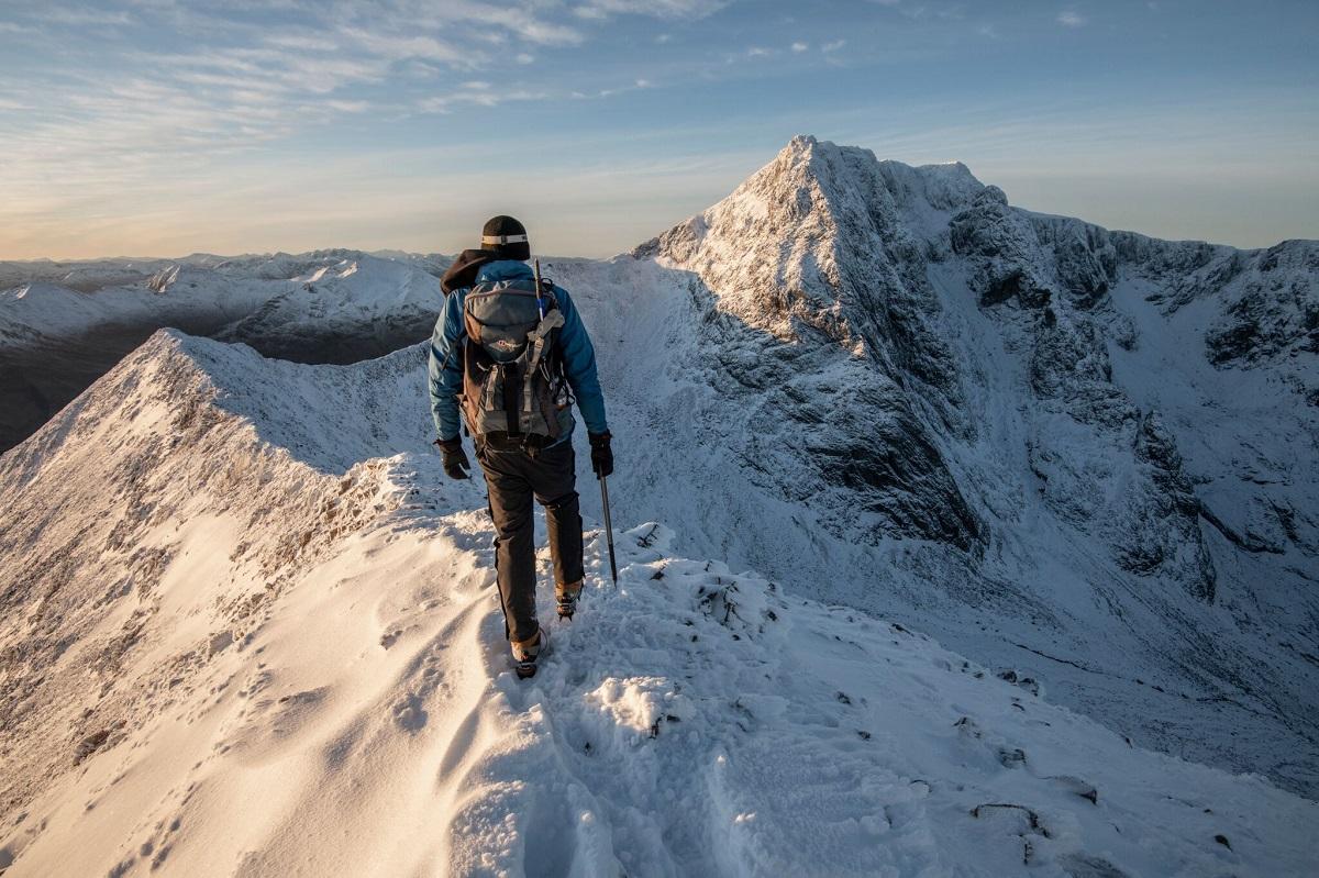 Høyeste fjell i england