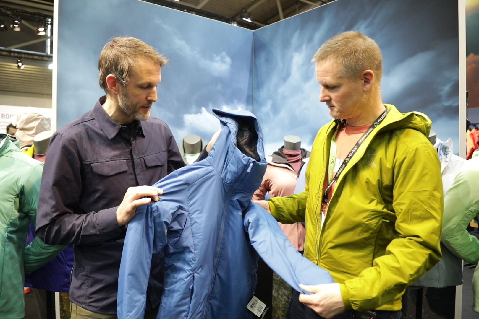 SHOW REPORT: ISPO 2020 - New Clothing
