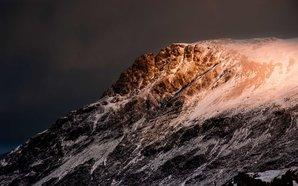 [Glyders catch some early morning light. © johnhenderson]