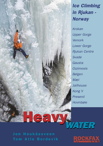 Heavy Water - Rjukan Ice Rockfax Cover, 97 kb