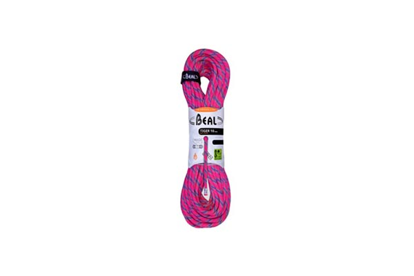 Beal Tiger Unicore Dry Cover Climbing Rope 10mm