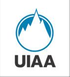 UIAA logo, 0 kb