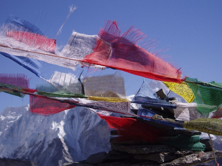 Prayer Flags, 117 kb