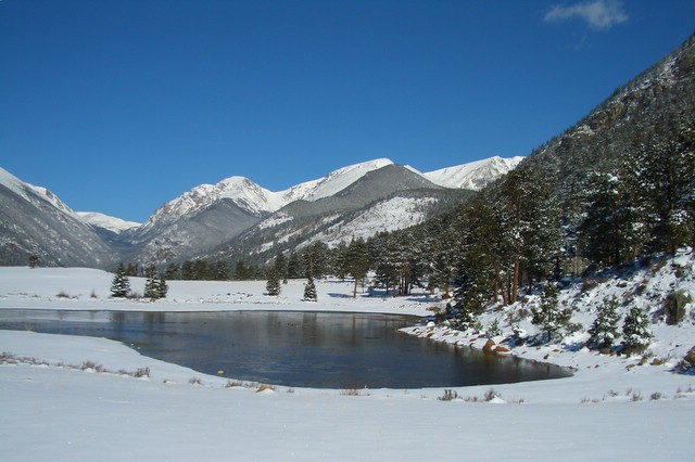Rocky Mountain National Park, Colorado, 100 kb