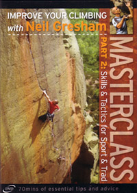 Neil Gresham Masterclass DVD - Part 2: Skills & Tactics for Sport & Trad, 29 kb