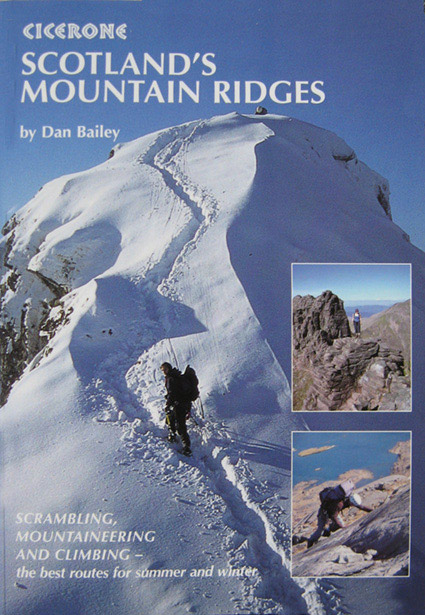 Scotland's Mountain Ridges by Dan Bailey, 107 kb