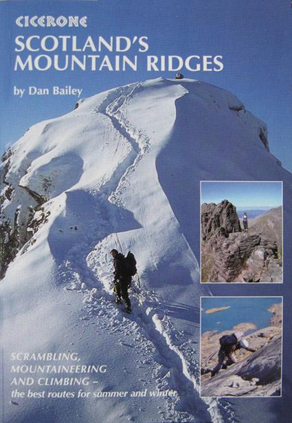 Scotland's Mountain Ridges by Dan Bailey, 107 kb