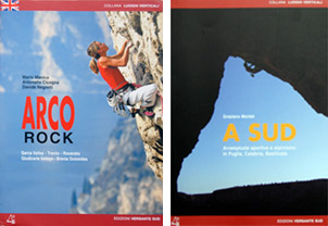 Arco Rock and A Sud guidebooks, 24 kb