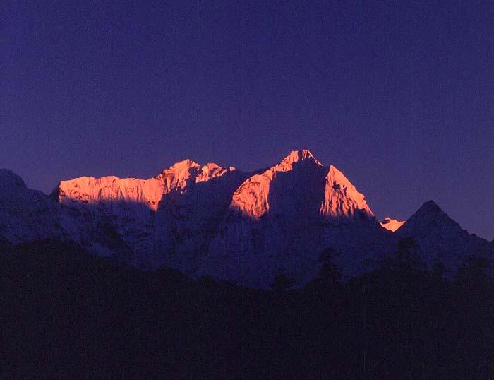 Kusum Kanguru, Nepal, 36 kb