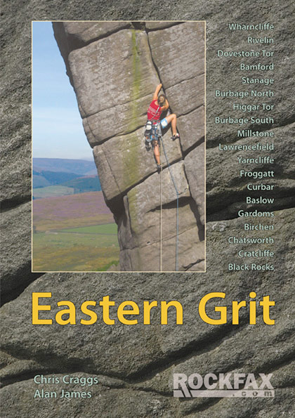 Eastern Grit Rockfax Cover, 98 kb