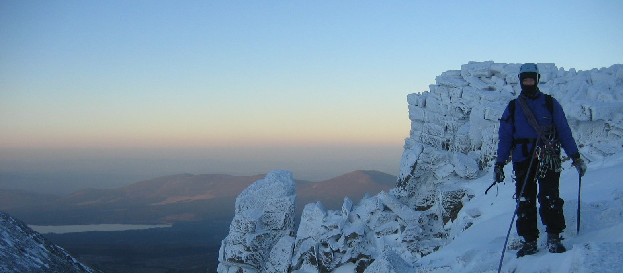 Winters Day in the Northern Corries, Cairngorm, 117 kb
