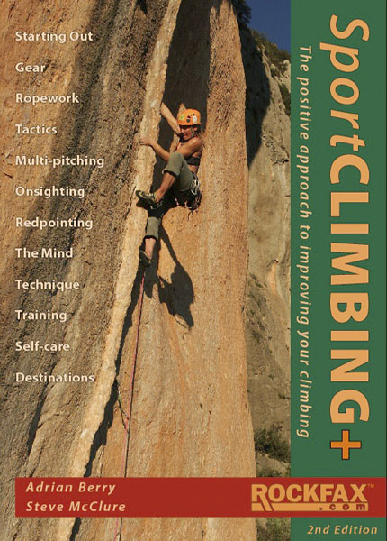 Sport Climbing + Rockfax Cover, 109 kb