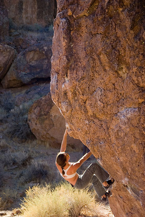 Unknown American Climber on Serengeti, 121 kb