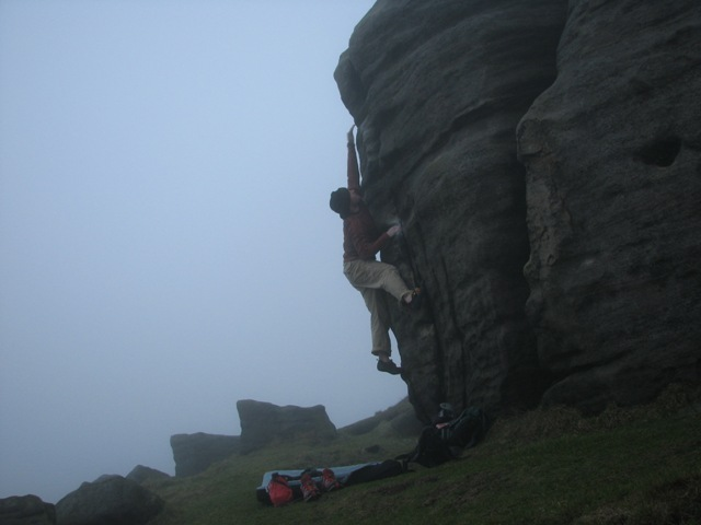 Me on The Villain V2, Bridestones, Yorks, 48 kb