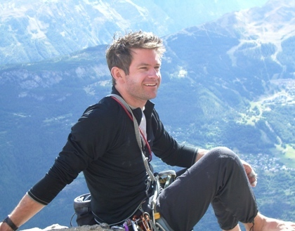 After completing Rank Xerox on Tete D'Aval (Ecrins), 100 kb