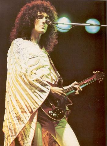 Brian May, 77 kb