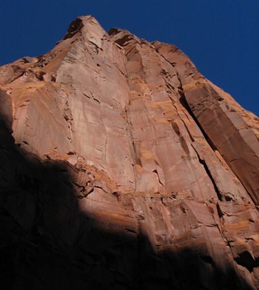 Tooth Rock, Vermillion Cliffs near Lee�s Ferry, Arizona, 60 kb