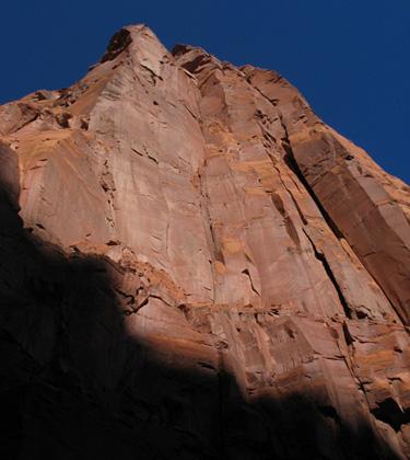 Tooth Rock, Vermillion Cliffs near Lee�s Ferry, Arizona, 60 kb