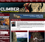 climber website, 31 kb