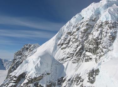 The Sideburn Rib�s, Mt. Dan Beard, Alaska, 88 kb