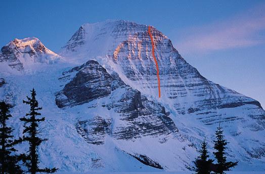 Mount Robson, 68 kb