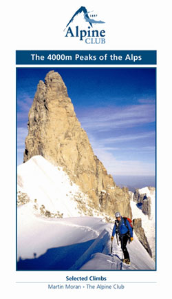 The 4000m Peaks of the Alps - Selected Climbs, 26 kb
