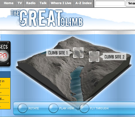 The Great Climb, 43 kb