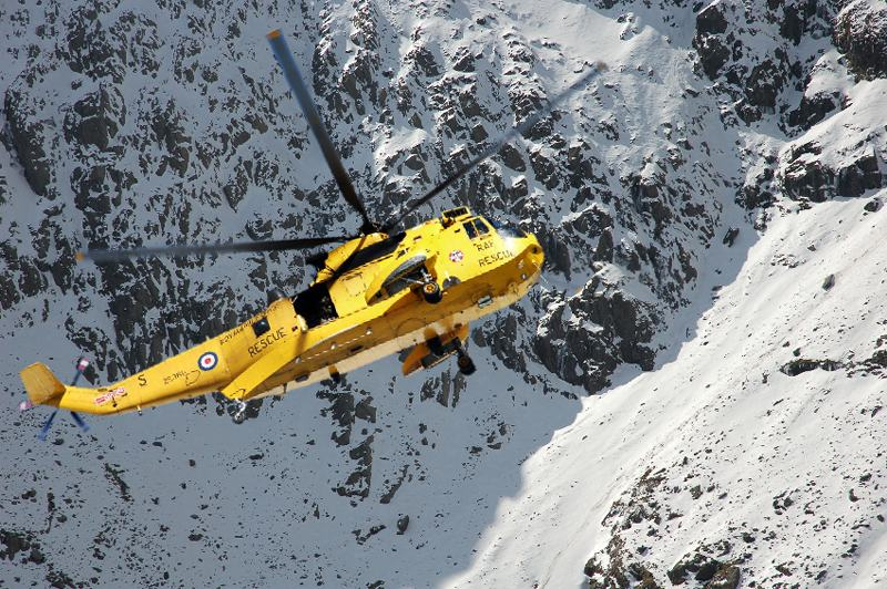 Another rescue under way on Snowdon, 125 kb