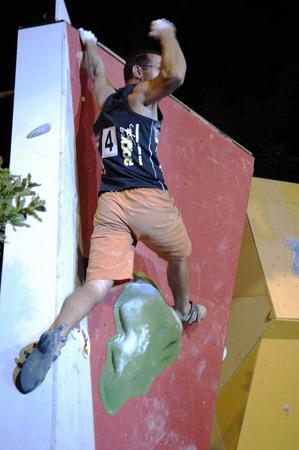 Gaz Parry at Arco 2007, 46 kb