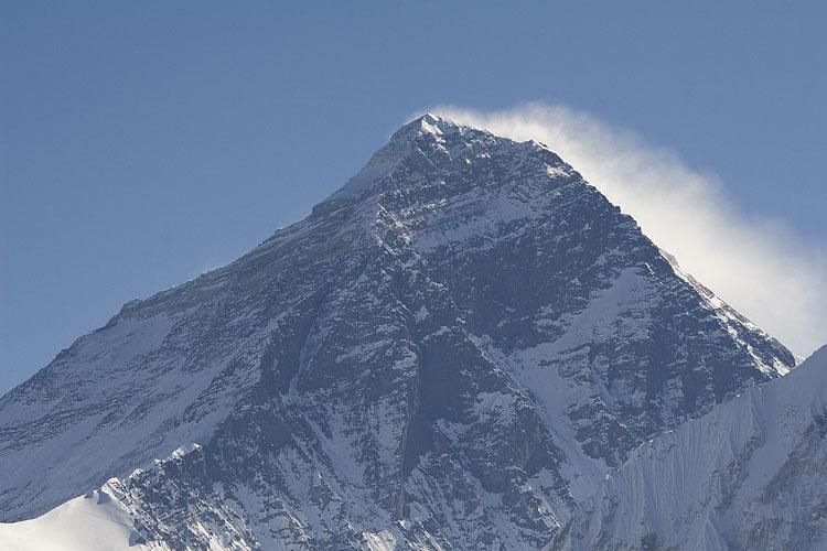 Everest from Gokyo Ri, 78 kb