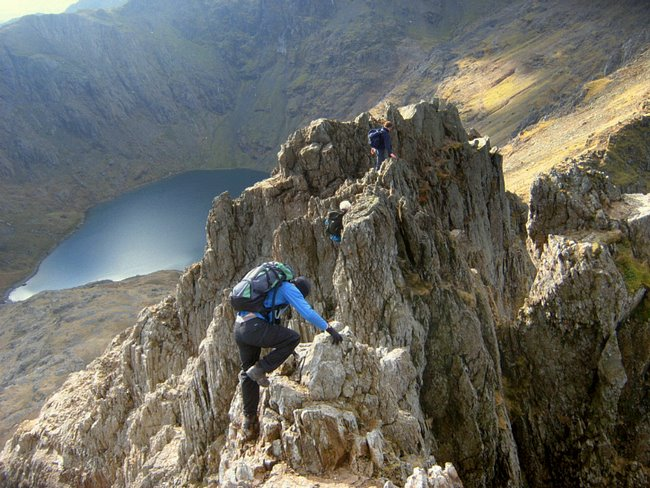 Crib Goch Pinnacles, 94 kb