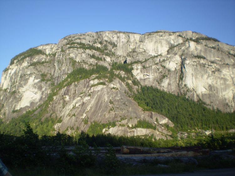 The Chief, Squamish, Canada, 72 kb