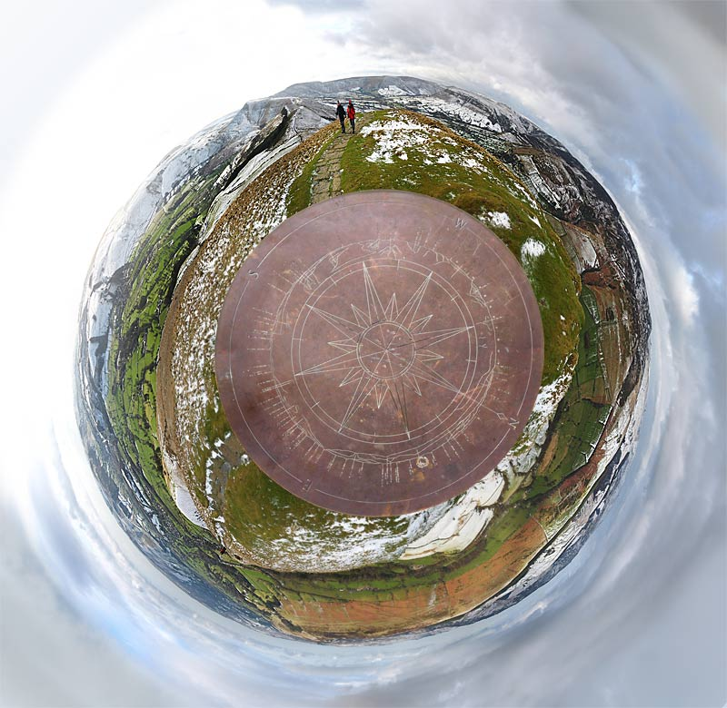 Panorama from Lose Hill, The Peak, 116 kb