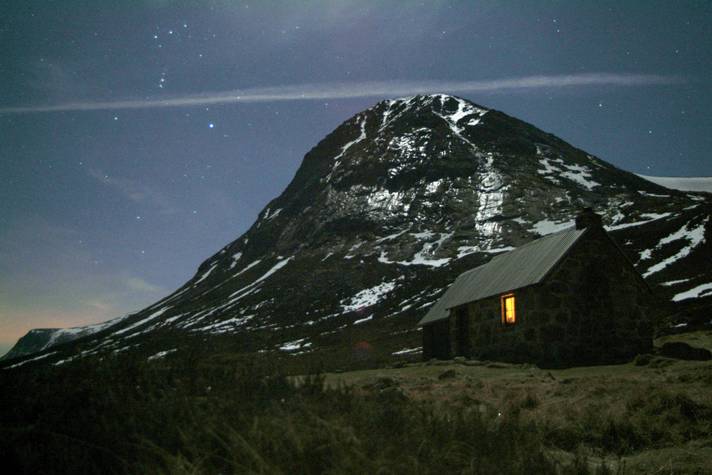 Corrour Bothy and Devils Point, 157 kb