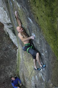 Markus Bock on The Essential - F9a, 24 kb