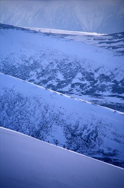 Cairngorm Ridges, 117 kb
