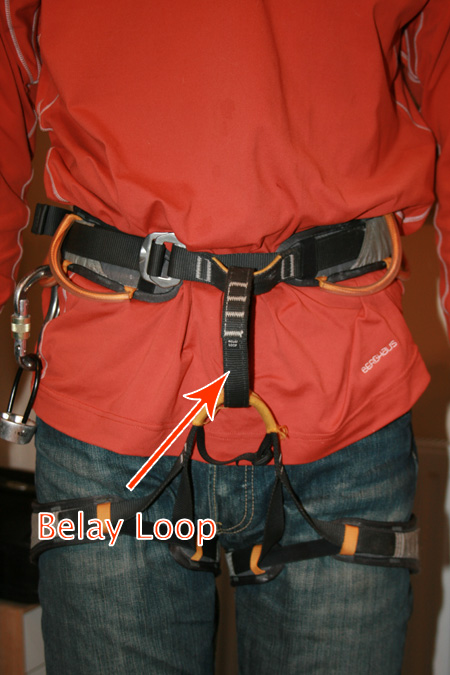 Harness Belay Loop, 104 kb