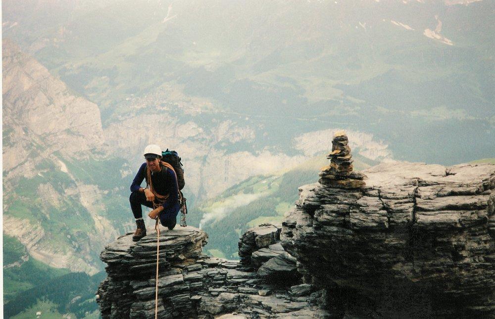 Eiger, 124 kb