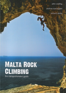 Malta Rock Climbing - cover, 48 kb