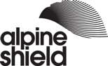 alpine shield logo, 8 kb