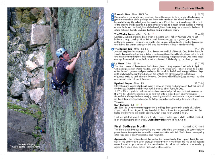 Lundy Guide Preview Page 1, 163 kb