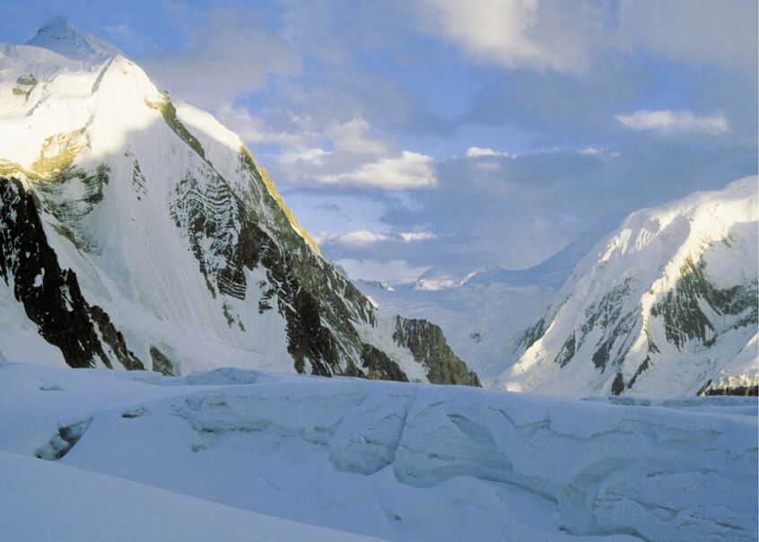 Gasherbrum 1, 66 kb
