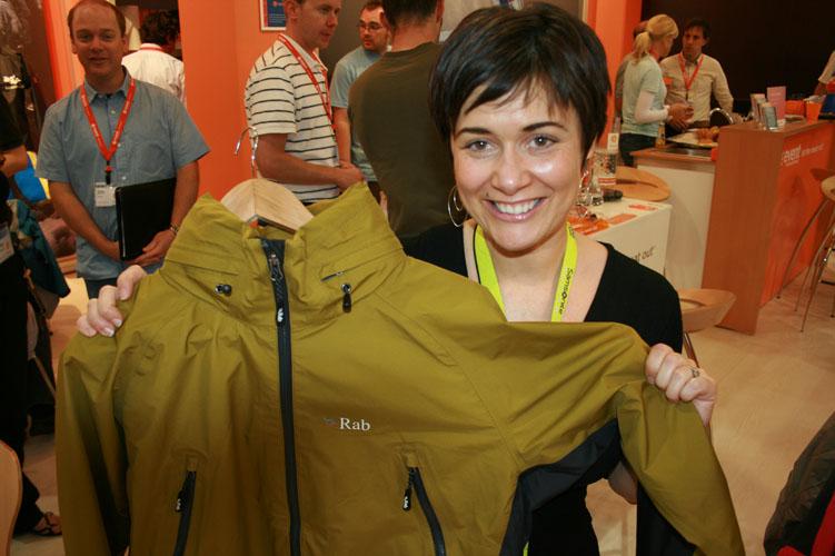 Stephanie Briggs from Spring PR models the Momentum, 89 kb