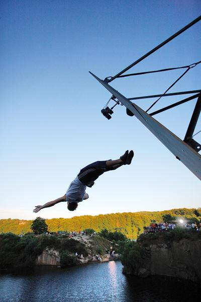 The Bornholm Deepwater Climbing Festival, 29 kb