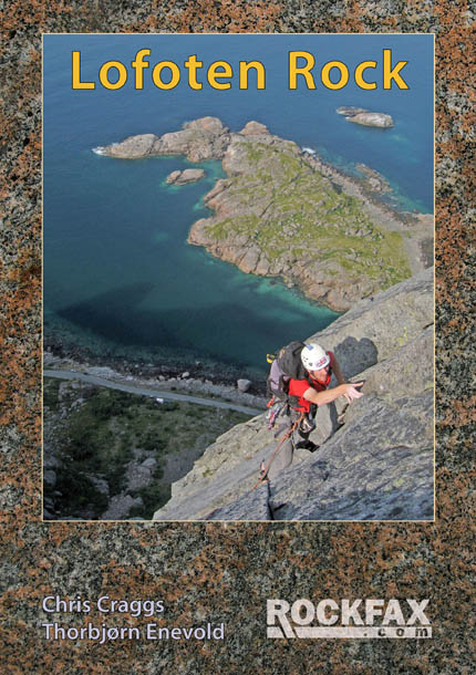 Lofoten Rock Rockfax Cover, 102 kb