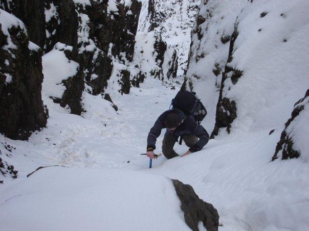 a crap climber, 50 kb