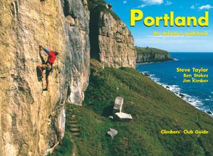 Climbers' Club Portland Guide cover, 29 kb