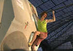 [Adam Ondra realizing he's the 2010 Bouldering WC champion, 3 kb]
