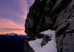 Morning jog on the Eiger