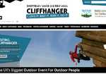 CLIFFHANGER WEBSITE MAKEOVER #1, 4 kb